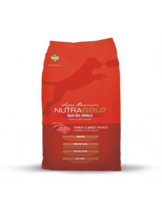 Nutra Gold Grain Free Turkey&Sweet Potato