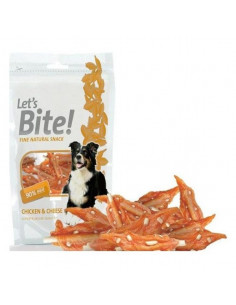 Brit Care Let's Bite Dog Chicken Cheese