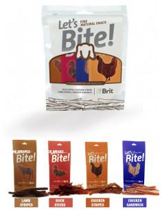 Brit Care Let's Bite Dog Multipack