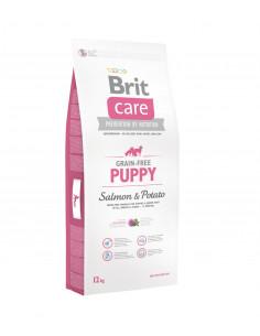 Brit Care New Grain-Free Puppy Salmon & Potato