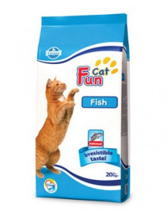 Farmina Fun Cat Fish