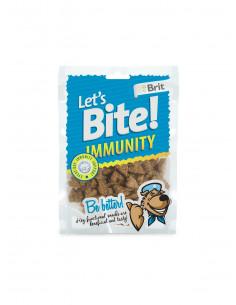 Brit Let's Bite Immunity