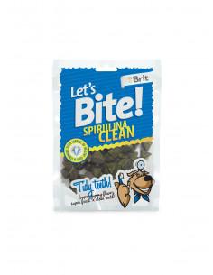 Brit Let's Bite Spirulina Clean