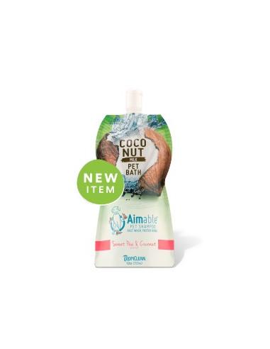 TropiClean Aimable Pet Shampoo: Sweet Pea & Coconut