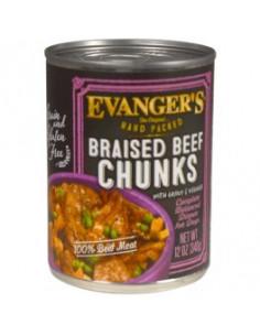 Evanger's Hand Packed Kawałki Wołowiny w Sosie
