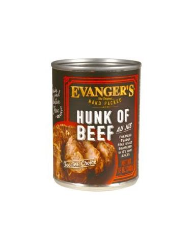 Evanger's Hand Packed Wołowina w Sosie Własnym