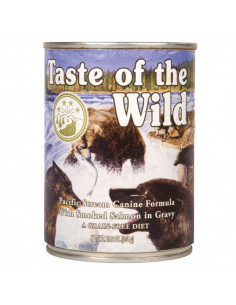 Taste of the Wild Pacific Stream Canine - karma mokra