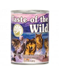 Taste of the Wild Wetlands Canine - karma mokra