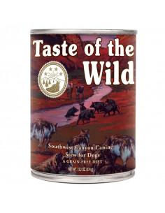 Taste of the Wild Southwest Canyon Canine - karma mokra