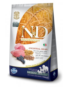 Farmina N&D Low Grain Lamb & Blueberry Adult Medium