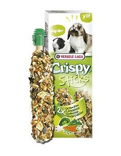 Versele-Laga Crispy Sticks Vegetables - Kolby dla królików i świnek morskich