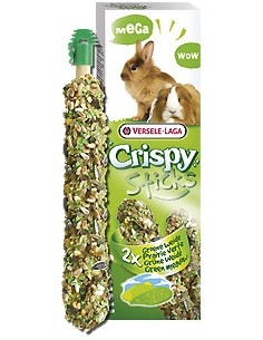 "Versele-Laga Mega Sticks ""Green Meadow"" - Kolby dla królików i świnek morskich"
