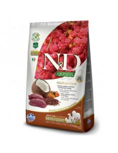 Farmina N&D Quinoa Skin & Coat Venison - karma dla psów