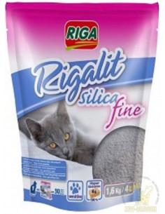 Riga Rigalit Silica Fine Drobny żwirek silikonowy dla kotów