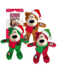Kong WildKnots Miś Świąteczny