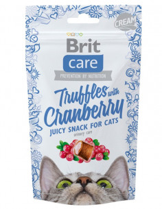 Brit Care CAT Snack Truffles with Cranberry