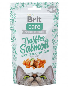 Brit Care CAT Snack Truffles with Salmon