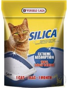 Versele-Laga Silica 5l - żwirek dla kotów silikonowy