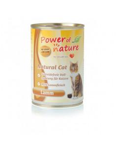 Power of Nature Natural Cat - Jagnięcina