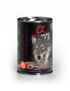 Alpha Spirit Sturgeon&Strawberries - Jesiotr z truskawkami