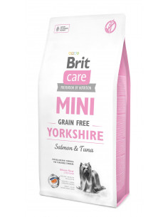 Brit Care MINI Yorkshire Salmon&Tuna