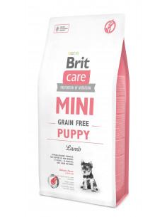 Brit Care MINI Puppy Lamb