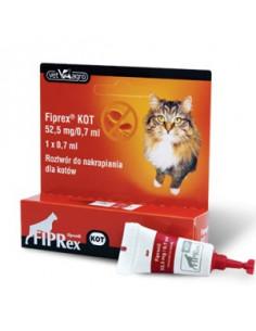 FIPREX Spot-on Kot Preparat na kleszcze u kotów