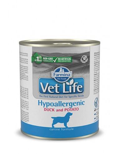 Farmina Vet Life Hypoallergenic Dog - Duck & Potato