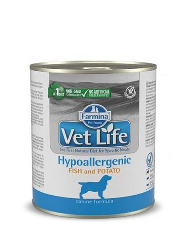 Farmina Vet Life Hypoallergenic Dog - Fish & Potato