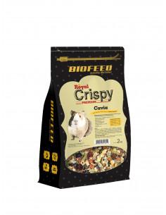 BIOFEED Royal Crispy Premium Cavia - karma premium dla dorosłych świnek morskich