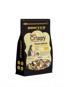 BIOFEED Royal Crispy Premium Small Animals - karma premium dla mniejszych gryzoni