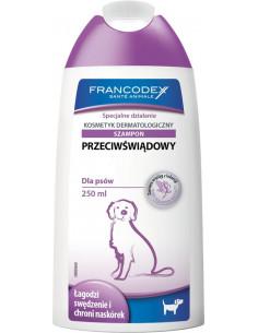Francodex Szampon przeciwświądowy dla psów 250ml