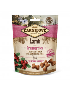 Carnilove Crunchy Snack Lamb & Cranberries with fresh meat