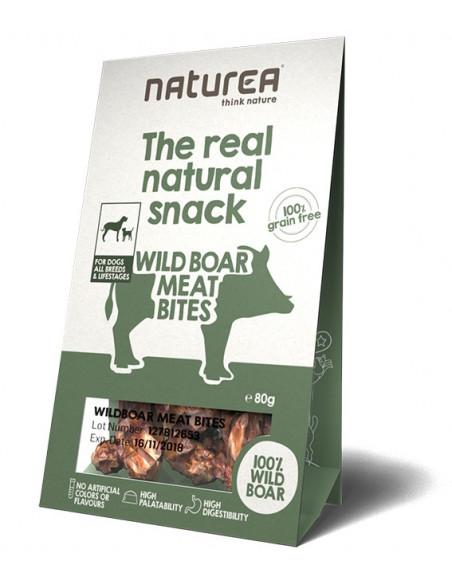 Naturea DZICZYZNA Bezzbożowe naturalne przysmaki dla psów