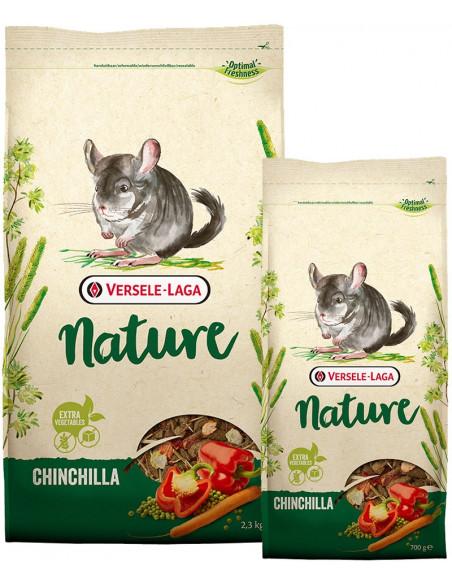 Versele-Laga Nature Chinchilla - karma dla szynszyli