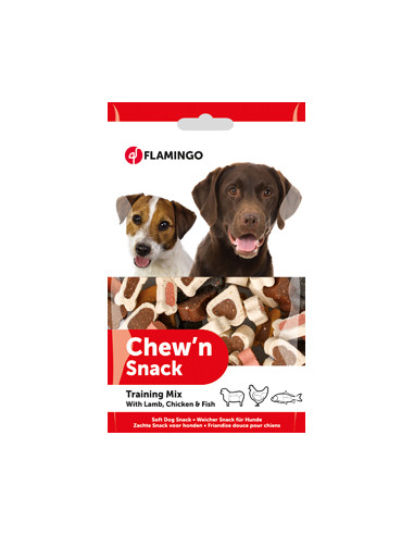 CHEW'N SNACK TRAINING MIX 150g