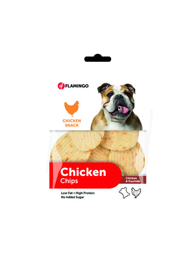 RAWHIDE CHIPS WITH CHICKEN 85g