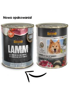 Belcando Super Premium Jagnięcina 800g