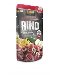 Belcando Finest Selection wołowina z kluskami i cukinią 125g