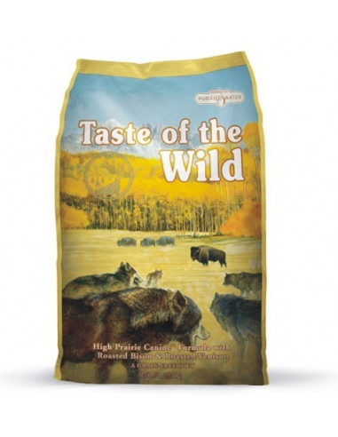 TASTE OF THE WILD High Prairie 6,8 kg
