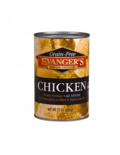 Evanger's Grain Free Kurczak