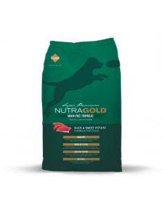 Nutra Gold Grain Free Duck & Sweet Potato