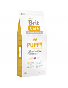 Brit Care New Puppy lamb & Rice