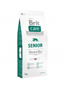 Brit Care New Senior Lamb & Rice