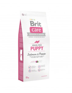 Brit Care New Grain-Free Puppy Salmon & Potato